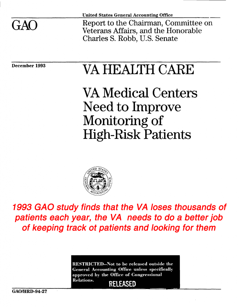 VA-Medical-Centers-Need-to-Improve-Monitoring-of-High-Risk-Patients